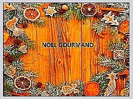 diaporama pps Noël gourmand