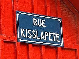 diaporama pps Noms de rues bien étranges