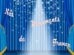 diaporama pps Nos monuments de France 3