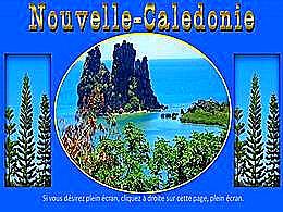 diaporama pps Nouvelle Calédonie