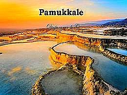 diaporama pps Pamukkale