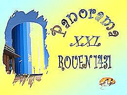 diaporama pps Panorama XXL Rouen 1431