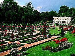 diaporama pps Parc de Bagatelle – Rose Garden