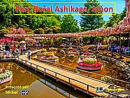 diaporama pps Parc floral Ashikaga Japon