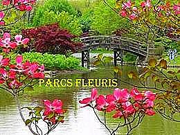 diaporama pps Parcs Fleuris