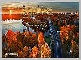 diaporama pps Paysages de Russie