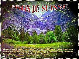 diaporama pps Paysages de Suisse