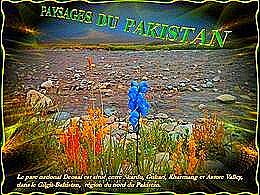 diaporama pps Paysages du Pakistan