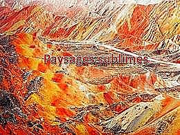 diaporama pps Paysages sublimes
