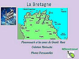 diaporama pps Perros Guirec – La Côte de Granit Rose
