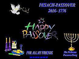 diaporama pps Pesach Passover 2016