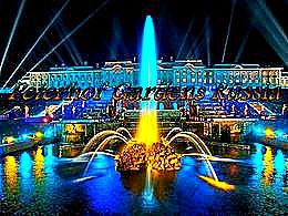 diaporama pps Peterhof Gardens Russia