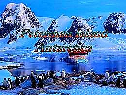 diaporama pps Petermann island antarctica