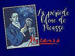 diaporama pps Picasso période bleue