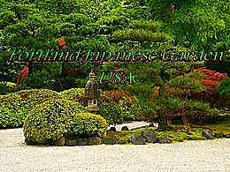 diaporama pps Portland japanese garden – Zen Garden USA