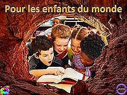 diaporama pps Pour les enfants du monde entier