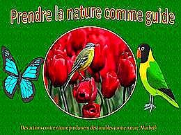 diaporama pps Prendre la nature comme guide