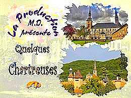 diaporama pps Quelques chartreuses françaises