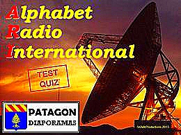 diaporama pps Quiz alphabet radio