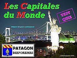 diaporama pps Quiz capitales du monde
