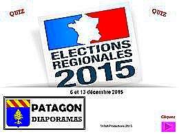 diaporama pps Quiz élections régionales 2015