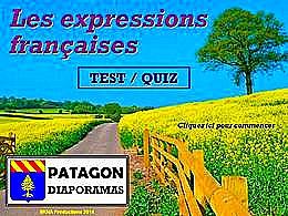 diaporama pps Quiz expressions françaises
