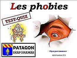 diaporama pps Quiz les phobies