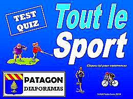 diaporama pps Quiz – Tout le sport