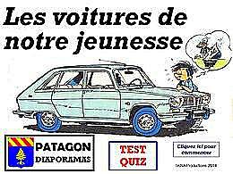 diaporama pps Quiz voitures de notre jeunesse