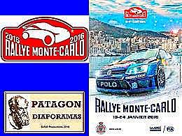 diaporama pps Rallye Monte Carlo 2016