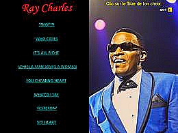 diaporama pps Ray Charles III