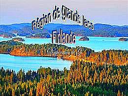 diaporama pps Région des grands lacs – Finlande