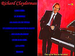 diaporama pps Richard Clayderman V