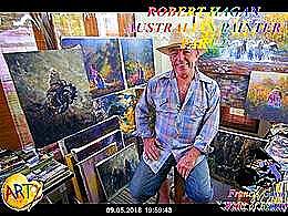 diaporama pps Robert Hagan part 2 australian painter