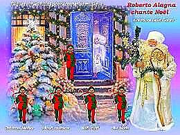 diaporama pps Roberto Alagna chante Noël