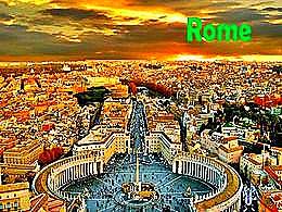 diaporama pps Rome