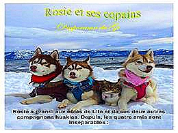 diaporama pps Rosie et ses copains