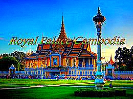 diaporama pps Royal palace Cambodia