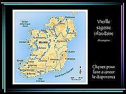 diaporama pps Sagesse irlandaise