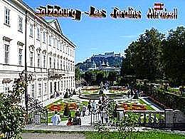 diaporama pps Salzbourg jardins mirabell