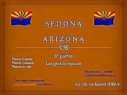 diaporama pps Sedona Arizona 3ème partie