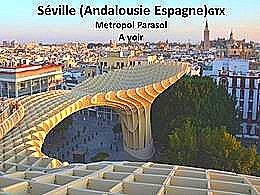 diaporama pps Séville Metropol Parasol