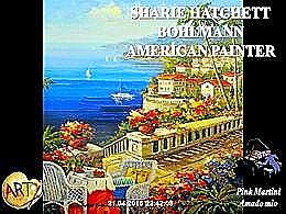 diaporama pps Sharie Hatchett Bohlmann american painter