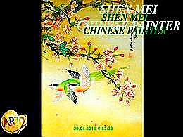 diaporama pps Shen Mei – Chinese painter