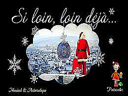 diaporama pps Si loin déjà Noël 2016