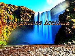 diaporama pps Skógafoss Iceland