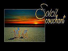 diaporama pps Soleil couchant