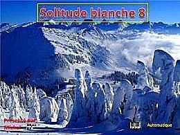 diaporama pps Solitude blanche 8