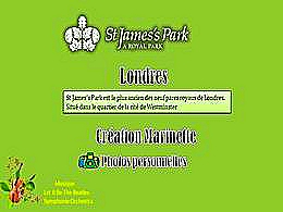 diaporama pps St James's Park – Londres N°4
