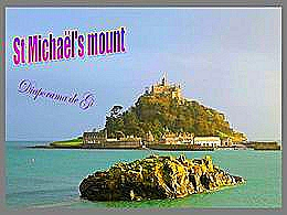 diaporama pps St Michael's Mount